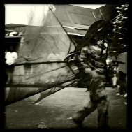 Dragon Mas II, Trinidad Carnival, 2011