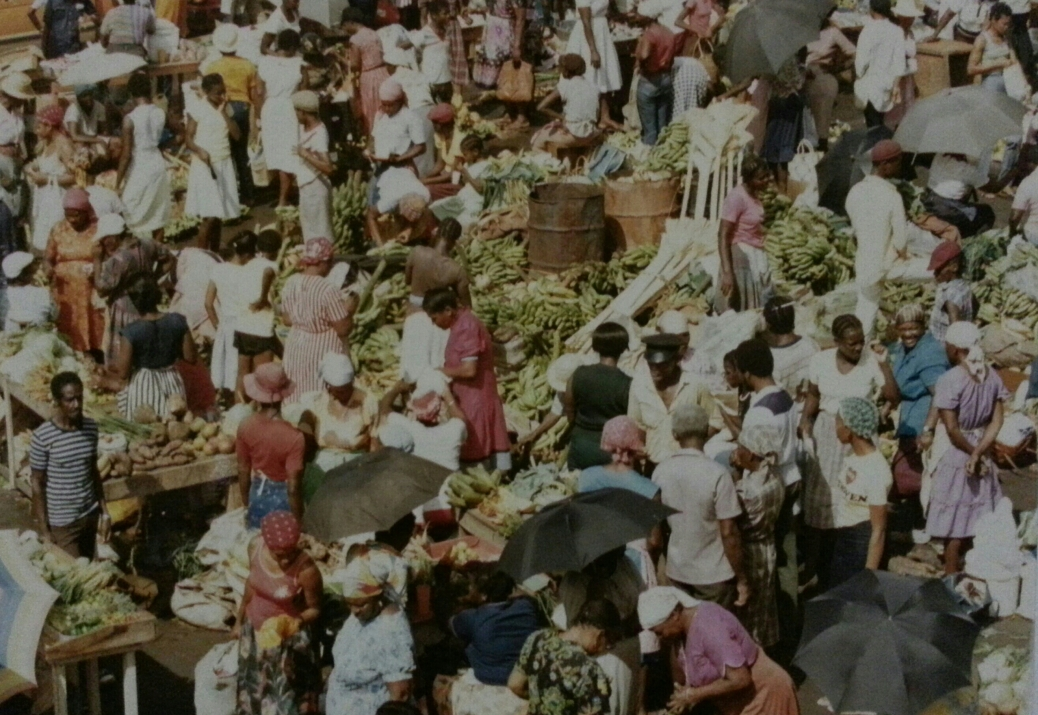 Grenada Marketplace, St. Georges, 1984