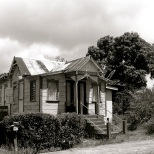 House, Mt. St. George