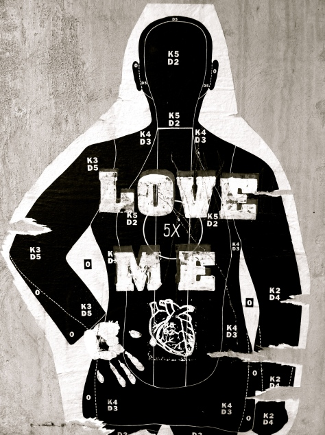 """Love Me, A Target,"" 2011"