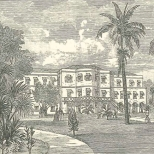 Government House, Barbadoes, April 28, 1888, 466-7