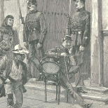 Sketches in Venezuela—President's House at Caracas- Guard on Duty, May 12, 1888, 507