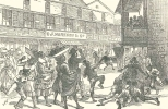 Street Scene, Barbadoes, Throwing Money, May 5, 1888, 475