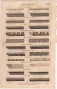 Architecture, London Encyclopedia, Vol. 2, Plate 4