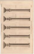Architecture, London Encyclopedia, Vol. 2, Plate 6