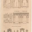 Architecture, London Encyclopedia, Vol. 2, Plate 7
