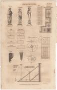 Architecture, London Encyclopedia, Vol. 2, Plate 9