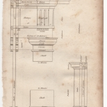 Architecture, Portable Encyclopaedia, 1826 1
