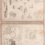 Clockwork and Watchwork, Portable Encyclopaedia, 1826
