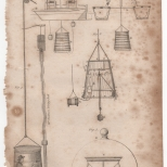 Diving Bell, Portable Encyclopaedia, 1826