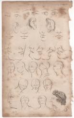 Drawing, Portable Encyclopaedia, 1826 1