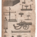 Electricity, Portable Encyclopaedia, 1826 1