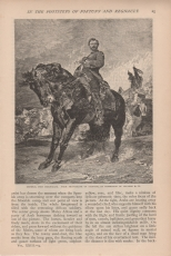 General Prim (Regnault), The Century, Vol. 23, 1881-2