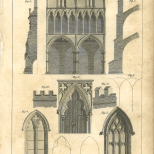 Gothic Architecture, British Encyclopedia, Vol 3, 1809