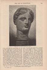 Head from the Temple of Hera, The Century, Vol. 23, 1881-2
