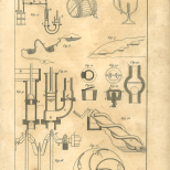 Hydraulics, British Encyclopedia, Vol 3, 1809