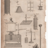 Hydrostatics, Portable Encyclopaedia, 1826