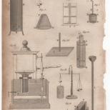 Hydrostatics, Portable Encyclopaedia, 1826