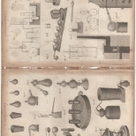 Laboratory, Portable Encyclopaedia, 1826