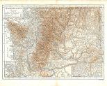 Map of Washington, Encyclopaedia, Vol 28, 1911