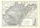 Map of West Virginia, Encyclopaedia, Vol 28, 1911.jpg