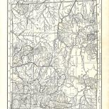 Map of Wyoming, Encyclopaedia, Vol 28, 1911