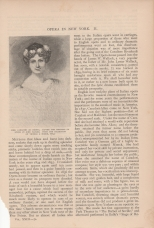 Mme. Caradori as Crensa, The Century, Vol. 23, 1881-2