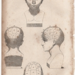 Phrenology, Portable Encyclopaedia, 1826