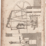 Steam Engine, Portable Encyclopaedia, 1826