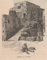 Street in Castro, The Century, Vol. 23, 1881-2