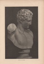 The Century, Vol. 23, 1881-2, Head of the Hermes