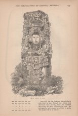 The Hieroglyphs of Central America, The Century, Vol. 23, 1881-2 5