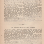 The Hieroglyphs of Central America, The Century, Vol. 23, 1881-2