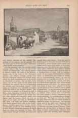 Tunis and its Bey, The Century, Vol. 23, 1881-2 4