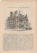 Union League House, The Century, Vol. 23, 1881-2